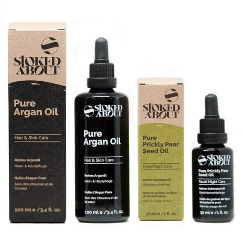 Pure Argan Oil with Prickly Pear Seed Oil